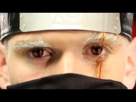 Naruto Shippuden Sharingan Contacts Sharingan Naruto Shippuden