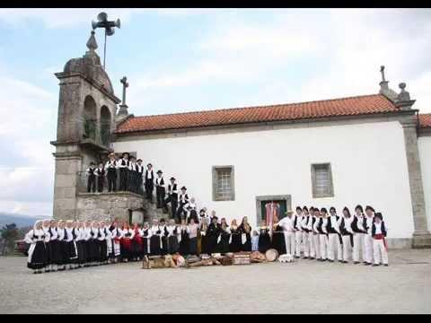Rancho Folclorico das Lavradeiras de Oleiros - Ponte  da Barca (Emissão Cantinho do Folclore)