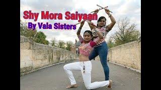 Shy Mora Saiyaan Meet Bros Ft Monali Thakur Manjul Khattar Bollywood Navratri Vala Sisters