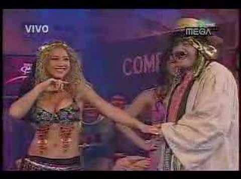 Luly Odalisca con El Huaso Clemente Music Videos