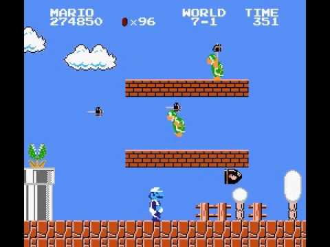Adventures of Ice Mario - Vizzed.com Play - User video