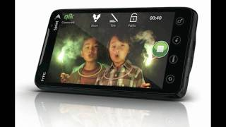 HTC Evo 4G Vs. Iphone 4G Comparison