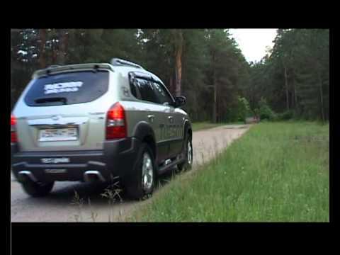 Hyundai Tucson - тест с Александром Михельсоном