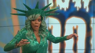 Wendy Williams Passes Out on Live TV -- See the Scary Moment