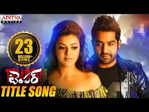 Temper Title Full Video Song - Temper Movie - Jr.Ntr,Kajal Agarwal