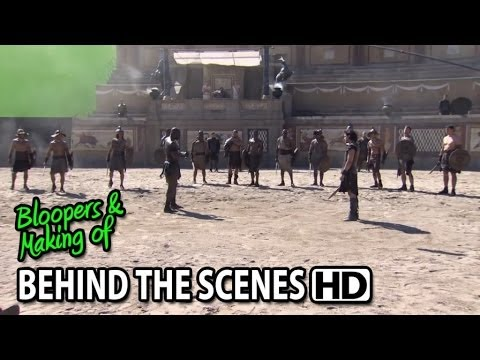 Pompeii (2014) Making of & Behind the Scenes (Part1/2)