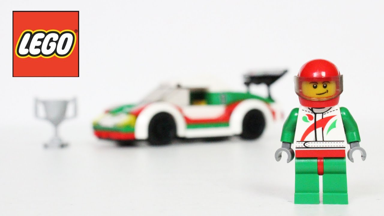 LEGO City Race Car 60053 Review Unboxing - YouTube
