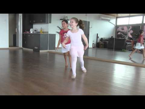 The World: Ballerinas in training at the Ramallah Ballet Center