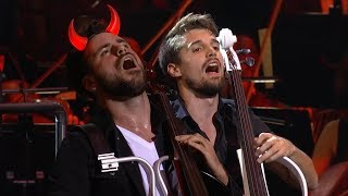 2cellos Highway To Hell Live At Sydney Opera House