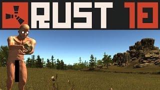 RUST #010 - Ausflug ins Radioaktive [FullHD][deutsch]