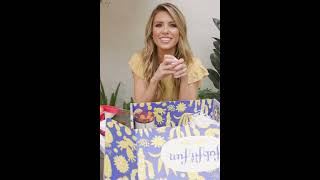 FabFitFun Spring Unboxing with Audrina Patridge