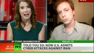 Obama at war with Iran in cyberspace