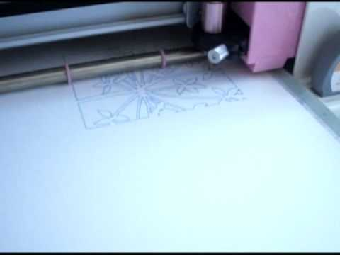 How to use Gel Pens with your Cricut to Create a Card