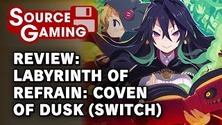 Labyrinth of Refrain: Coven of Dusk (Switch) - Review