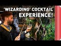Harry Potter Inspired London Cocktail Bar | Magic, Wands and Potions!
