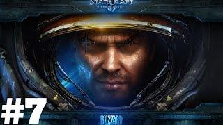 ATAQUE SURPRESA COM O ODIN! - Starcraft 2:Wings of Liberty #7