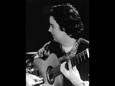 Flamenco Guitar - R. Riqueni - Siguiriya