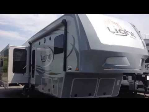 2015 Open Range Light LF319RLS New Fifth Wheel RV Camper For Sale