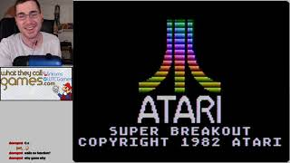 Let's play live: Atari 5200: Centipede, Super Breakout, Galaxian, Space Invaders, Qix