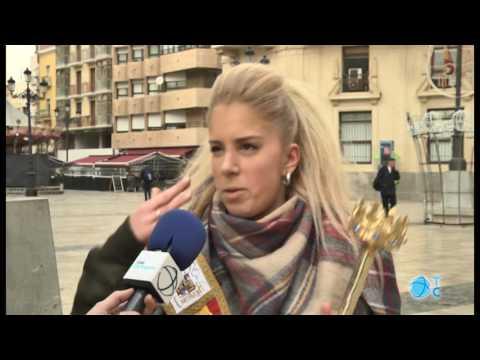 Lorena Arias, Reina del Carnaval 2017