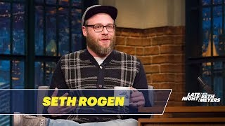 Seth Rogen Talks The Room and Tommy Wiseau