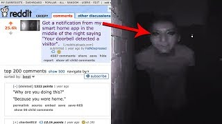 Top 15 Reddit Posts With Scary Backstories