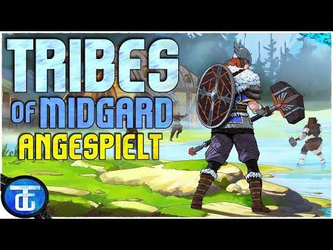 Tribes of Midgard Deutsch 🔵 Wikinger Action-RPG (02) [2K]