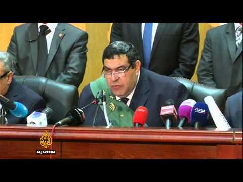 Egypt upholds death sentence against Morsi