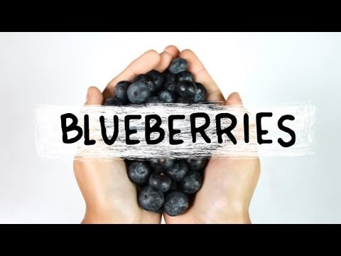 Blueberries - Superfoods, Episode 2