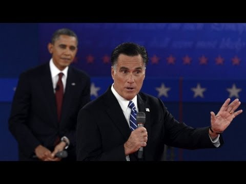 Mitt Romney recounts his 