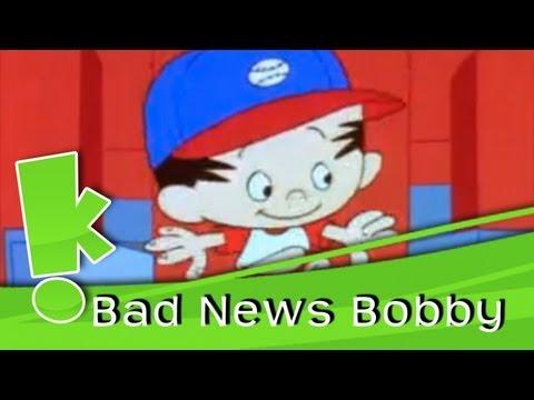 Bad News Bobby - Bobby's World - Full Episode #303