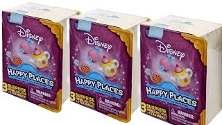 DISNEY HAPPY PLACES BLIND BAGS/KIDS TOY REVIEW-MOOSE TOYS/FIZZY POP TOYS AND SURPRISES