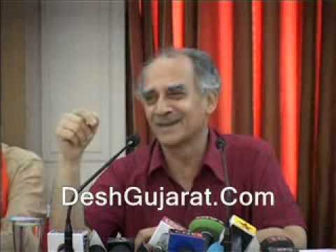 Arun Shourie had predicted Narendra Modi as BJP's year 2014 PM candidate in April 2009