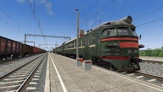 Train Simulator 2016 Маршрут Орел - Бета.