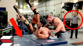 10 Backstage Secrets The WWE Doesn