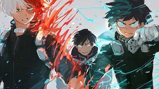 My Hero Academia Season 2 OST - Trinity / Sanmittai ?