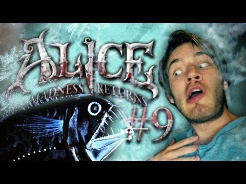 THESE MONSTERS MAKE ME NOPE! - Alice: Madness Returns - Part 9