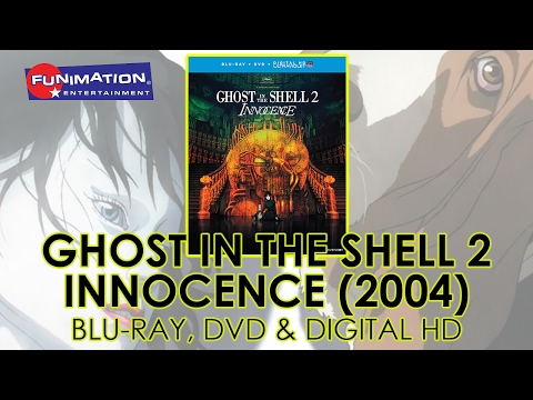 Ghost In The Shell 2: Innocence (2004) Blu-ray Slipcover | 攻殻機動隊 | イノセンス | Unboxing