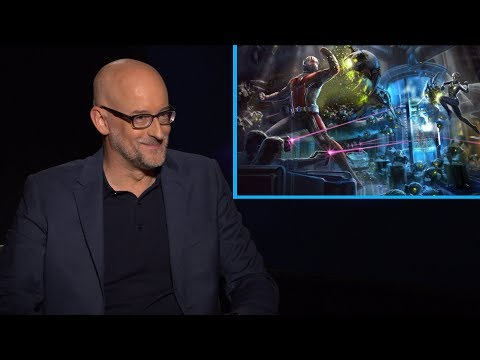 Peyton Reed Breaks Down Upcoming 'Ant-Man' Hong Kong Disneyland Ride