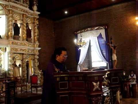 Homily 3rd Sunday Lent Yr A Softdrink March 27, 2011