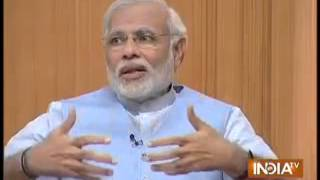 Narendra Modi in Aap Ki Adalat 2014, Full Episode