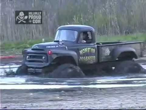 Mud Bogging Truck Night Yankee Lake 5-6-11 Music Videos