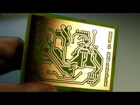 Circuit Skills: Circuit Board Etching