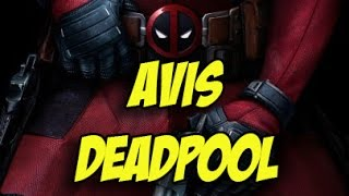 Avis - Deadpool (chimichanga!)
