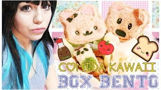 Box Bentō - Kawaii Food / Comida ♡