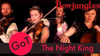 The Night King Music - The Battle of Winterfell - String Quartet - Game of Thrones