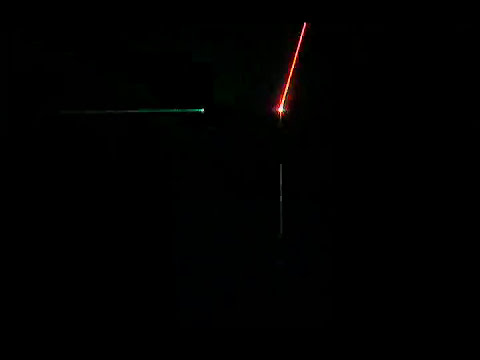 Laser SunStar Green + Red + DMX