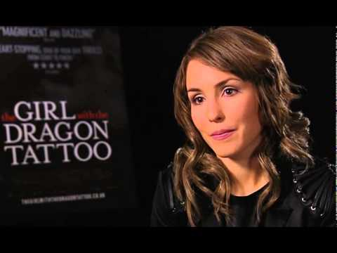 Interview with Noomi Rapace