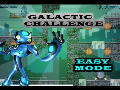 Ben 10 Galactic Challenge - Ultimate Echo Echo - ( Easy )
