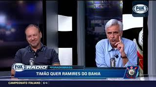 FOX SPORT RÁDIO; Mercado da bola Corinthians;Ramiro,Ramires, Dividas da arena e + 13/12/2018